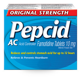 PEPCID® AC® Concentration originale
