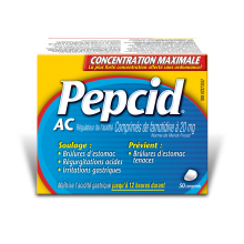 PEPCID AC® Concentration maximale