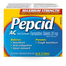 PEPCID® AC® Concentration maximale