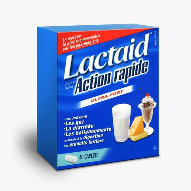 produits Pour l'intolérance au lactose